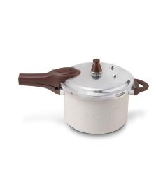 Panela de pressão pressure p/indução 4,2l vanilla brinox