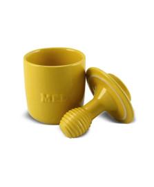 Meleira 350 gr amarelo ceraflame