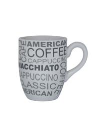 Caneca de porcelana coffee 350 ml haüskraft