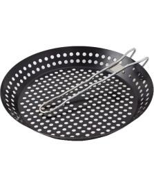 Panela grill para churrasqueira mimo