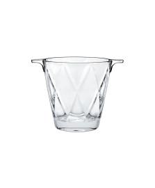 Balde para gelo concerto em vidro d15x a15 cm vidivi