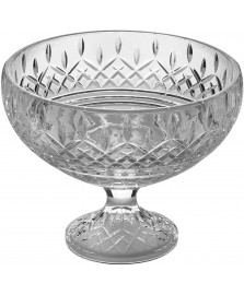 Centro de mesa decorativo cristal de chumbo c/pe lys 25x20cm wolff
