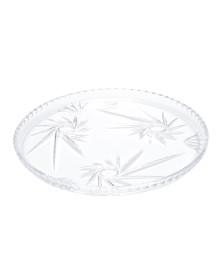Prato para bolo 30.5 cm cristal prima lyor
