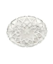 Prato de cristal de chumbo deli 18,5x2,5cm