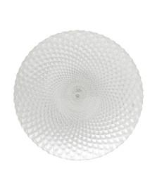 Centro de mesa de vidro istambul 40 cm lyor