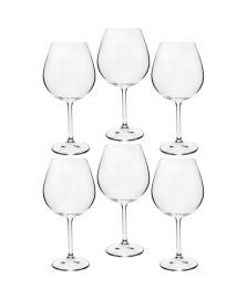 Jogo 06 taças vinho 710 ml cristal bohemia
