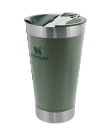 Copo termico cerveja c/tampa verde 470 ml stanley