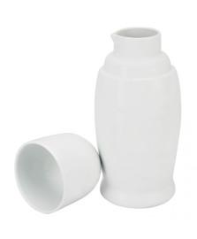 Moringa de porcelana 700 ml branca dynasty