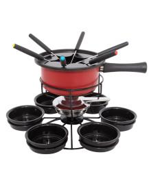 aparelho-de-fondue-antiaderente-aspen-16-peças-vermelho-carroussel-forma-1