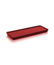 Bandeja de banheiro vitra vermelha