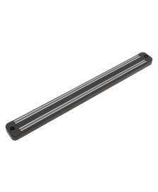 Barra organizadora magnética para facas 33 cm preta fackelmann