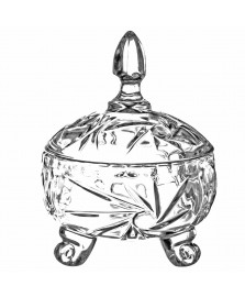 Bomboniere de cristal prima 14,7 cm