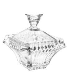 Bomboniere decorativa de cristal medieval 15x19cm wolff
