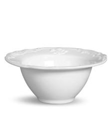 Bowl flor de lis branco porto brasil