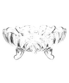 Bowl flower de cristal 12x6 cm lyor