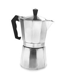 Cafeteira em aluminio para 6 cafés mimo