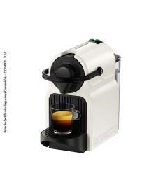 Cafeteira inissia branca nespresso