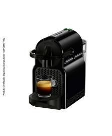 Cafeteira inissia preta nespresso