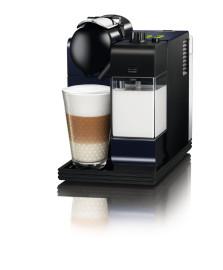 Cafeteira lattissima azul 110 v nespresso