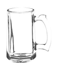 Caneca de vidro para chopp hamburgo 365ml lyor