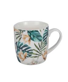 Caneca porcelana 340 ml flowery dynasty