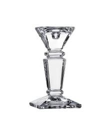 Castiçal empery 20,5 cm cristal bohemia