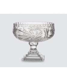 Centro de mesa cristal 20 cm prima lyor
