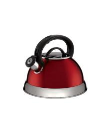 Chaleira colors 2.8 litros boiler vermelho euro