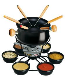 Conjunto para fondue 22 peças rich well  euro