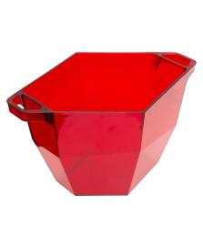 Cooler vértice vitra vermelho 7l