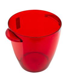 Cooler vitra vermelho 3,5 l