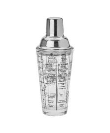 Coqueteleira de vidro 450ml- hauskraft