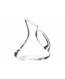Decanter 1.2 l em vidro transparente bohemia