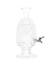 Dispensador de bebidas pineapple 3l vidro wolff