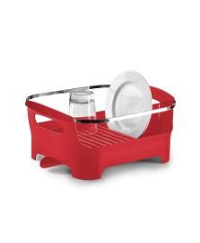 Escorredor de louças basin vermelho umbra