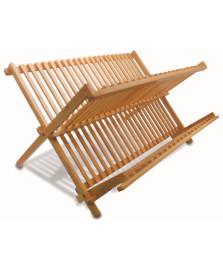 Escorredor de pratos bamboo tyft