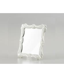 Espelho plastico euro 13 x 18 cm