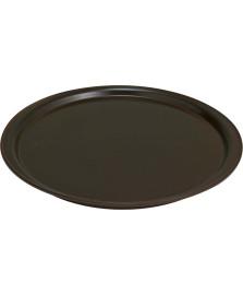 Forma para pizza marrom 35 cm ceraflame