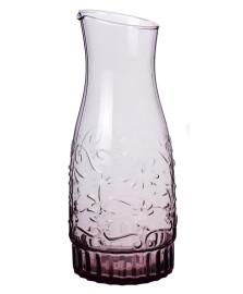 Garrafa de vidro avignon 1,5 lt rosa quadrifoglio