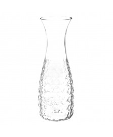 Garrafa de vidro greek 1,2 litros bon gourmet