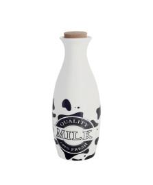 Garrafa para leite em porcelana 01 litro dynasty
