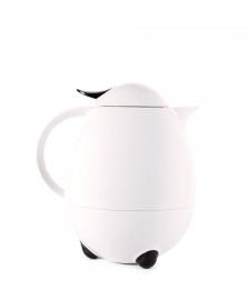 Garrafa térmica columbus branca 1 litro leifheit