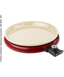 Grill multiuso ceramic pan cadence 127v