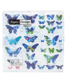 Guardanapo de papel fly away paper + design
