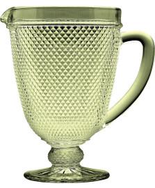 Jarra bico de jaca 1.585 l verde bon gourmet