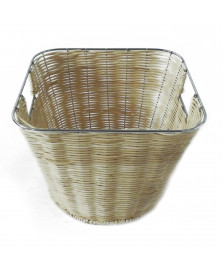 Cesto quadrado 25 cm rattan day home