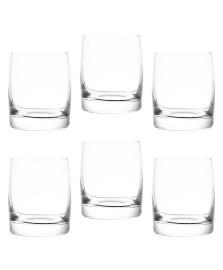 Jogo 6 copos de cristal ecológico ideal 70 ml bohemia style