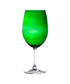 Jogo de 6 taças p/ água anna verde 600ml bohemia