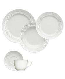 Jogo de jantar 20 peças porcelana oslo germer