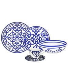 Jogo de jantar 30 pç. turkish delight l hermitage